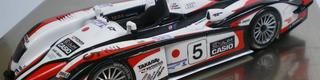 AUDI R8 Team Goh - Le Mans winner 2004